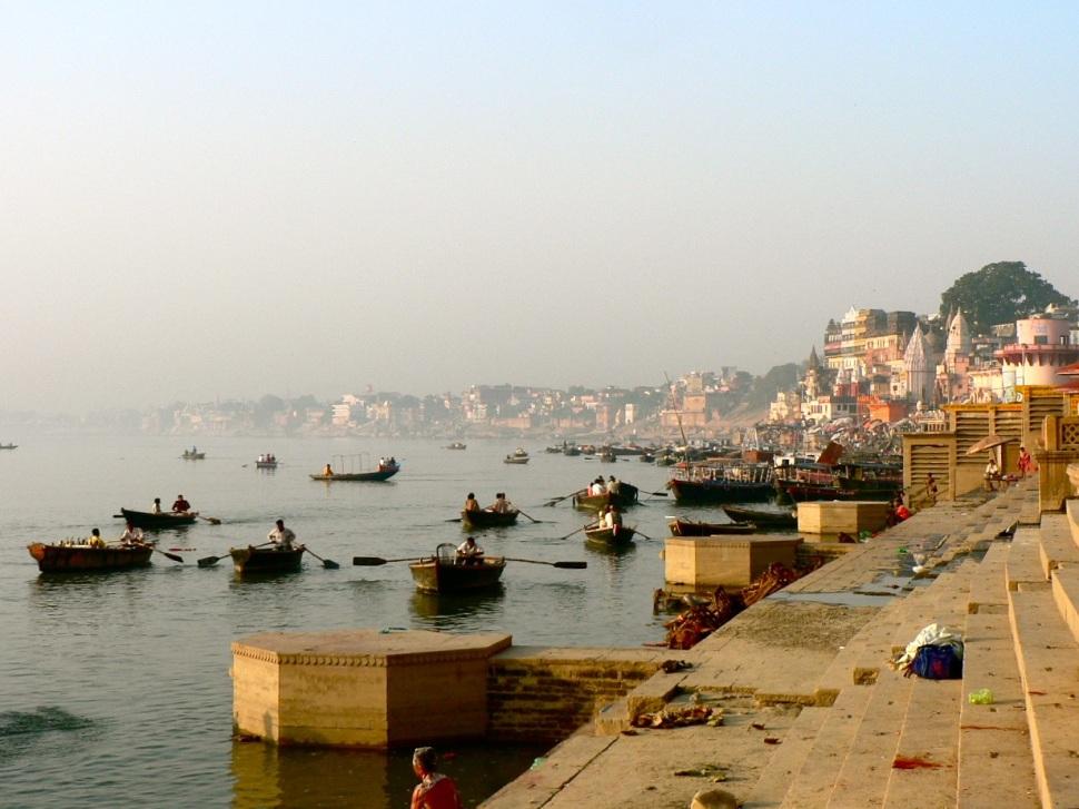 Benares Gange 2