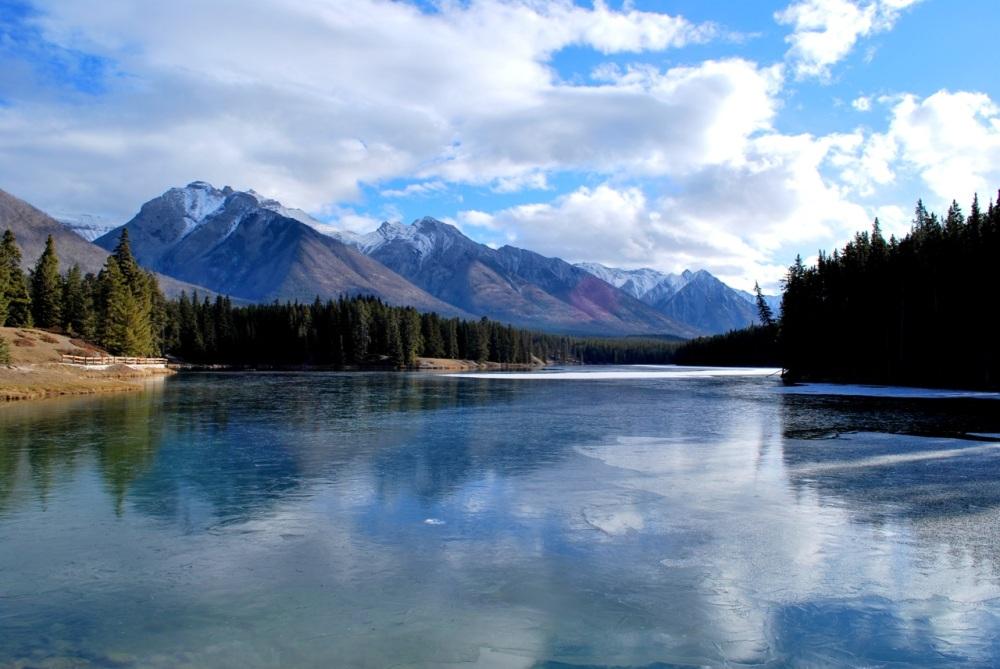 L'ouest canadien est tout proche de Seattle, aux Etats-Unis.