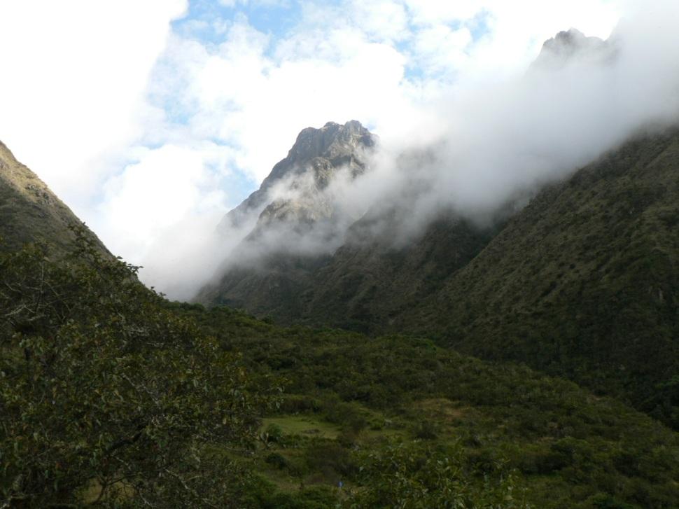 De vallée en vallée, sur le chemin de l'Inca