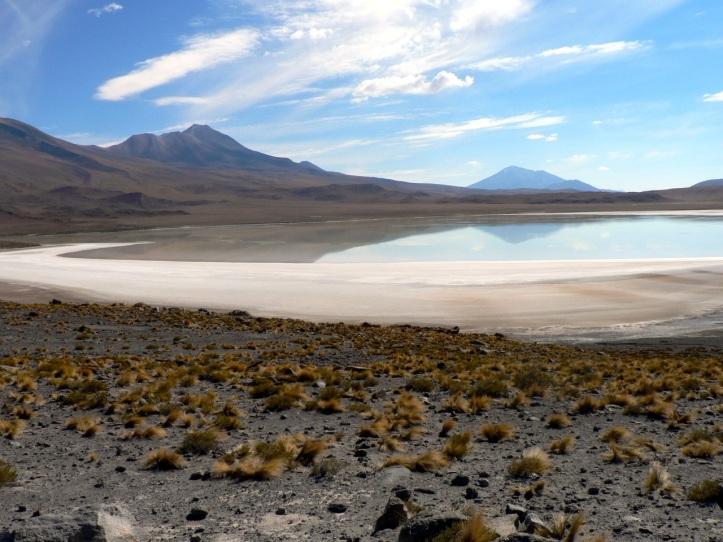 Lagune du Sud-Lipiez, Bolivie