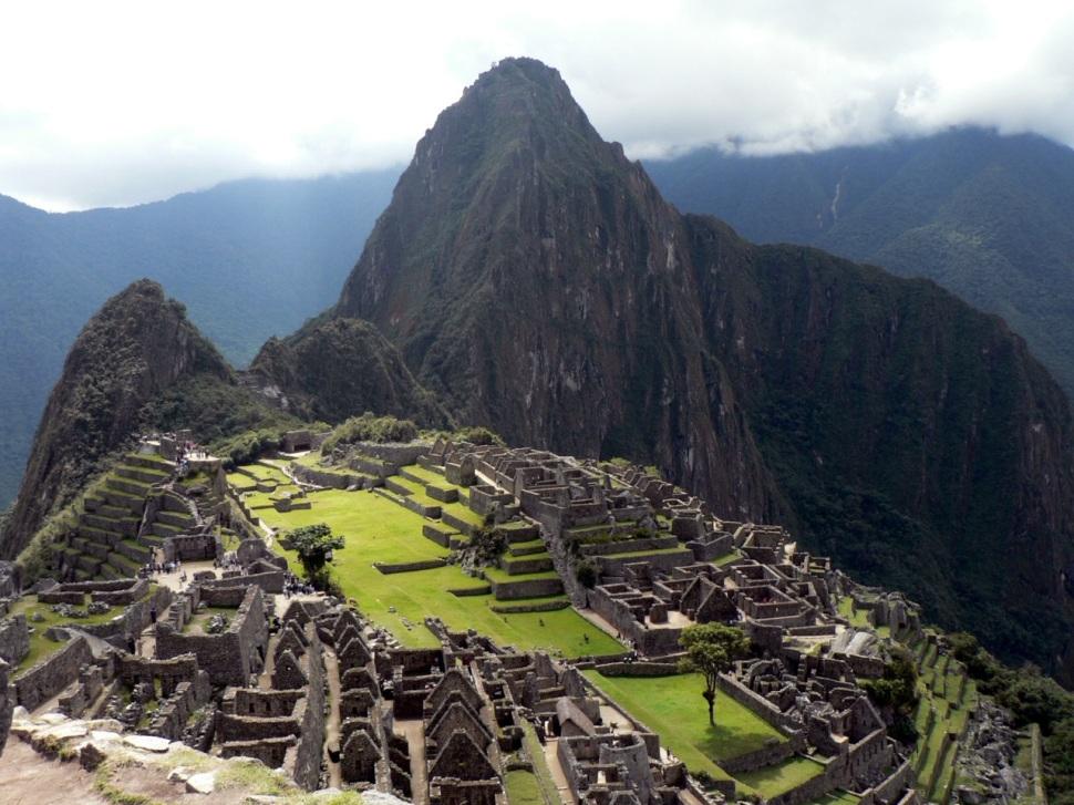 Machu Picchu, le clou du spectacle