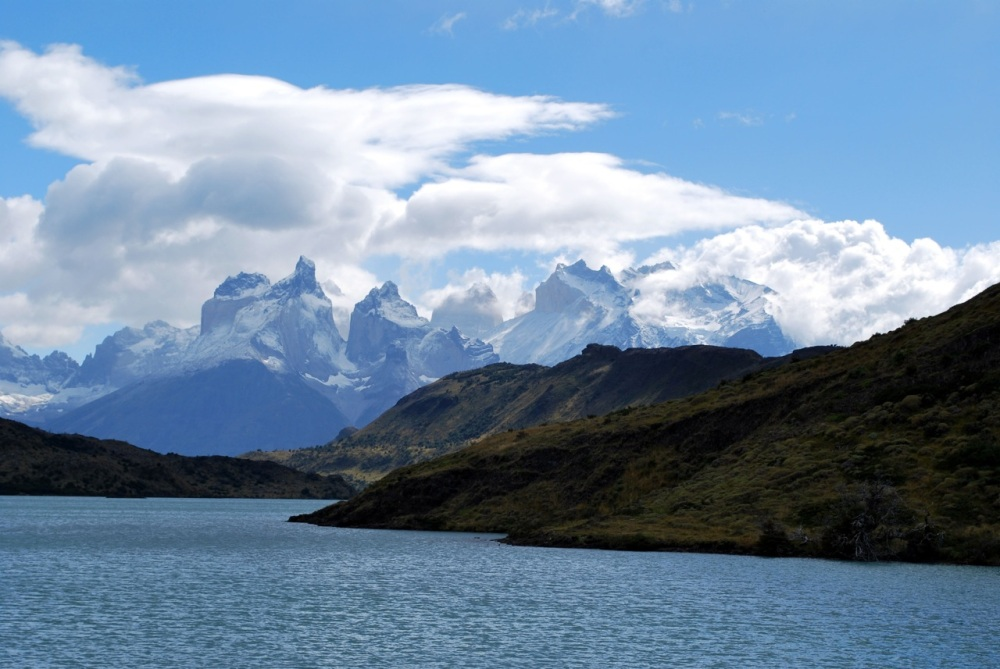 Parc Torres del Paine, Chili.