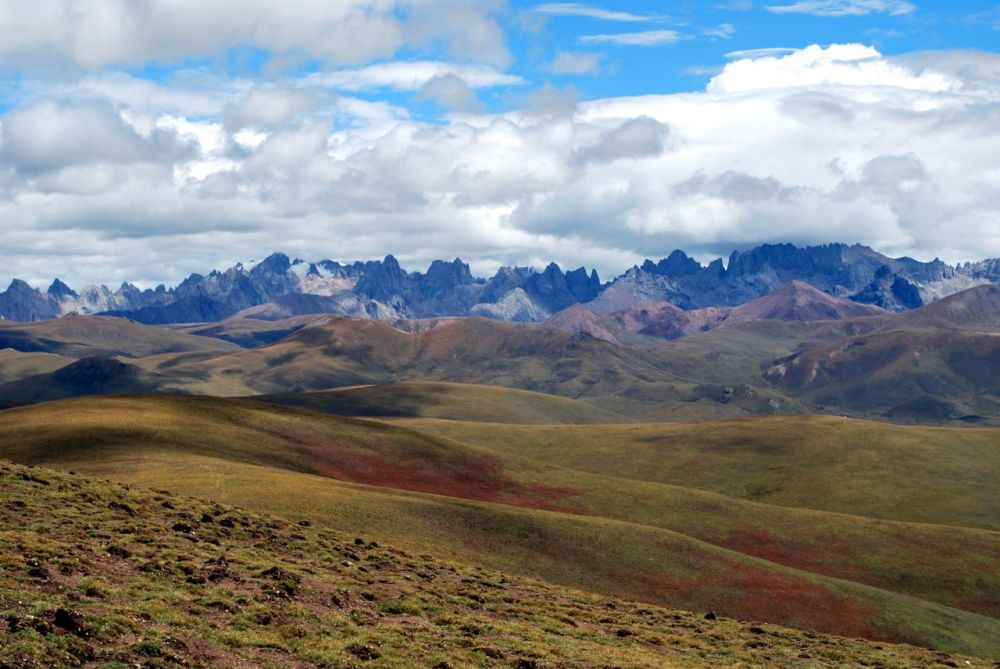 L'Himalaya pour horizon
