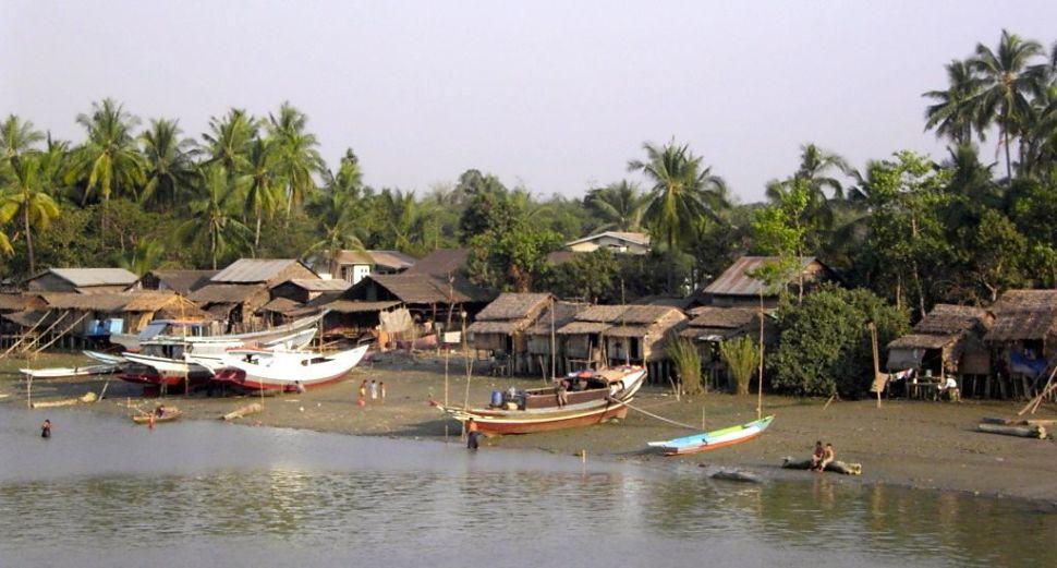 Rives de l'Irrawaddy