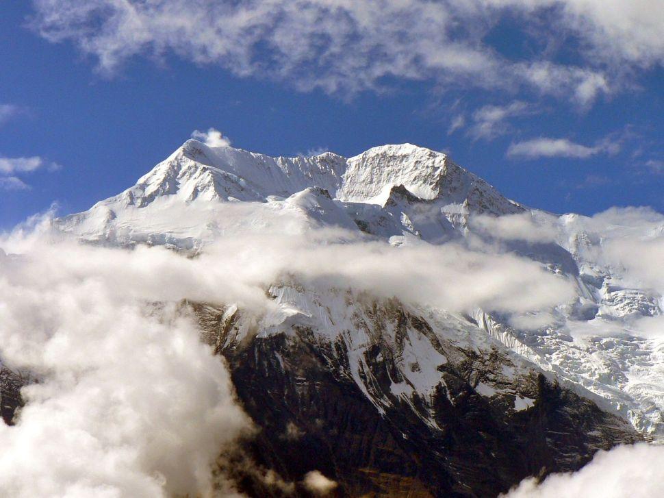 Vue de l'Annapurna 2