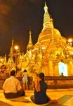Yangon, pagode Shwedagon