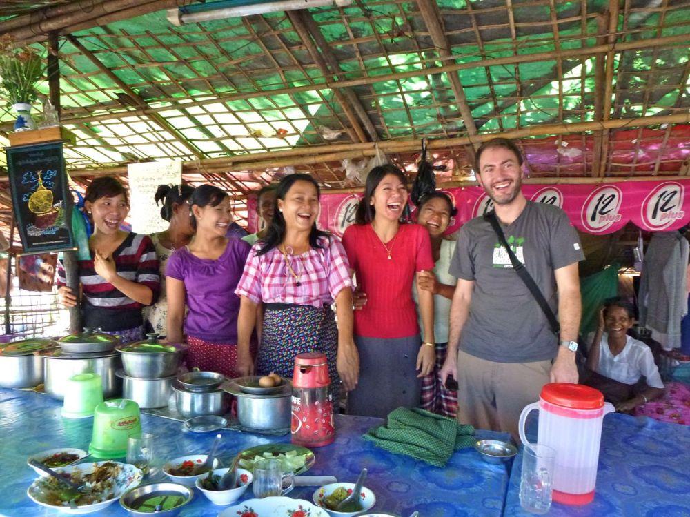Sittwe, Birmanie