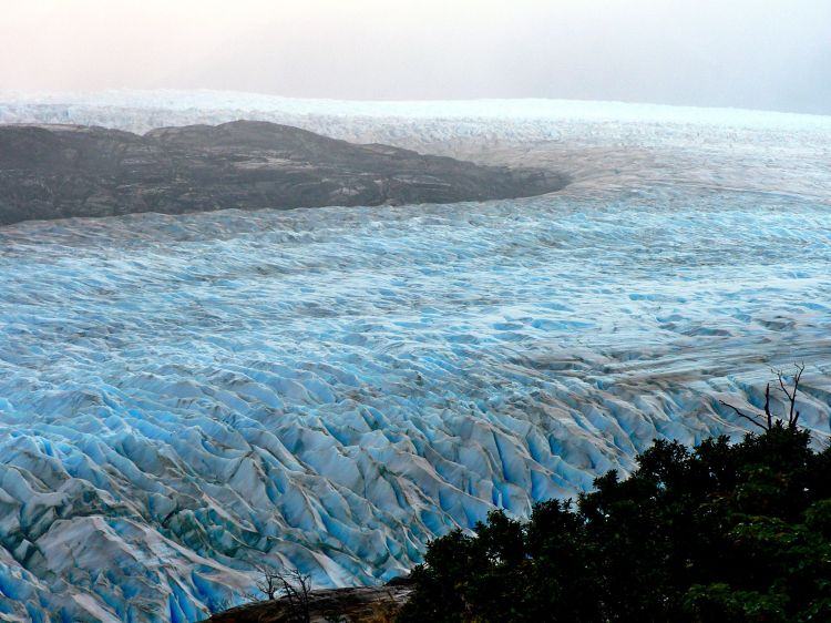 Glacier Grey, parc Torres del Paine, Chili