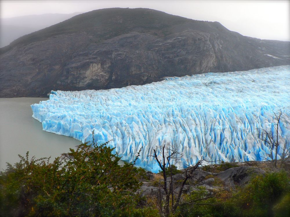 Glacier Grey, parc Torres del Paine, Chili