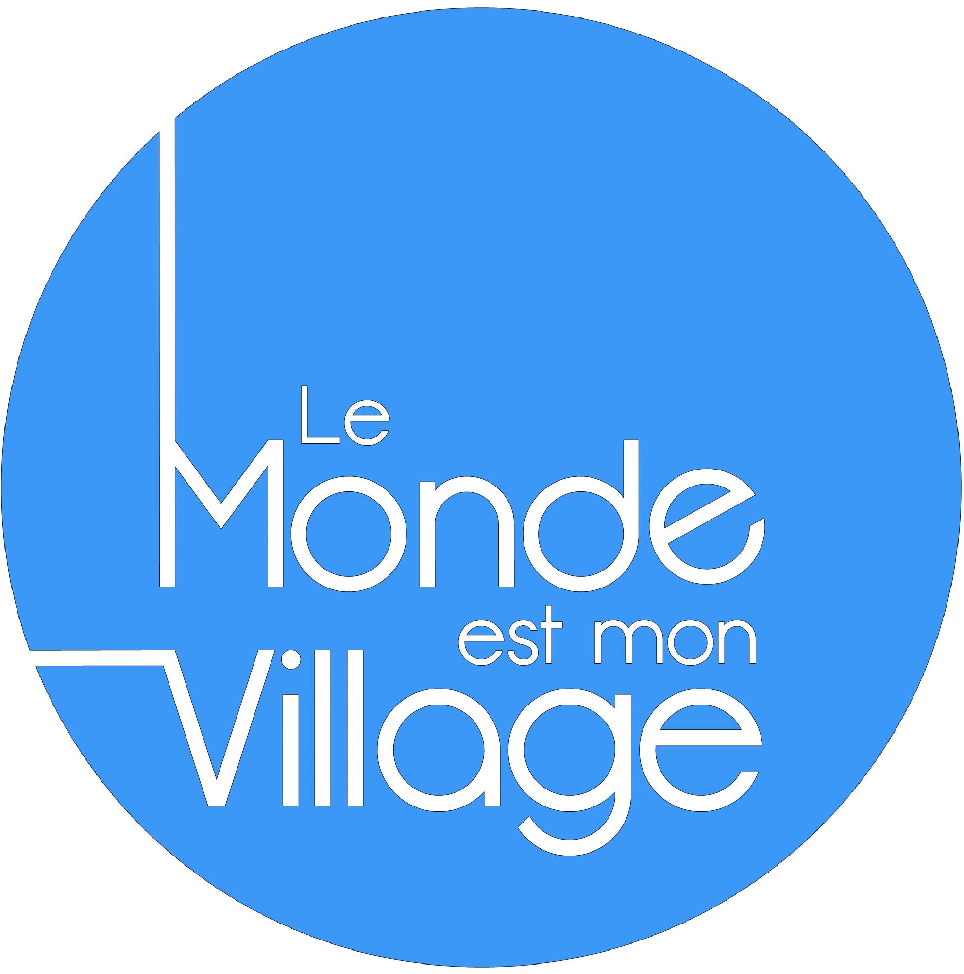 Logo Le Monde est mon Village