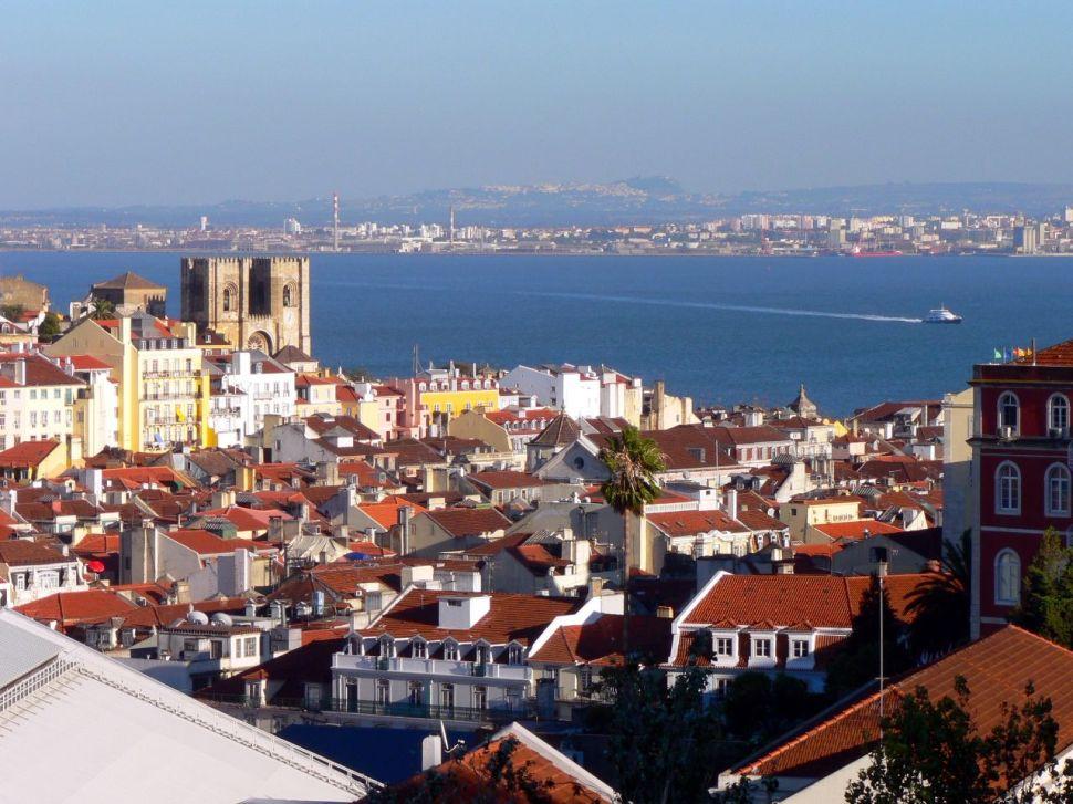 Lisbonne_vue