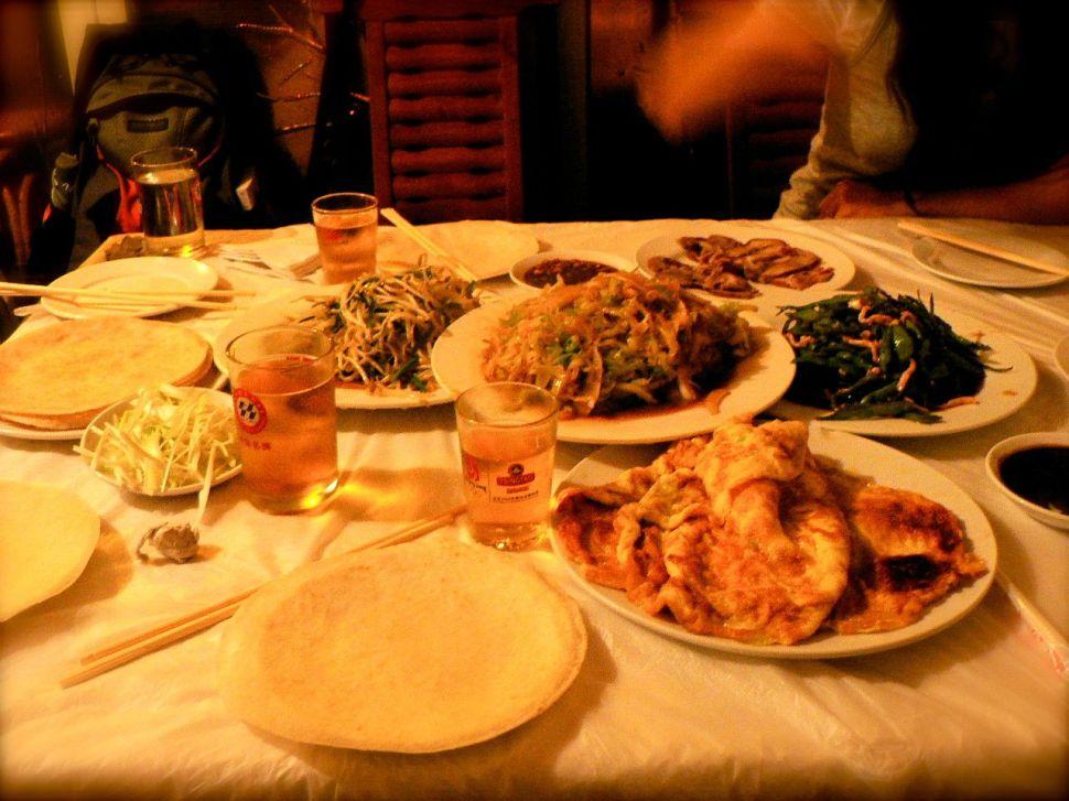 Chine restaurant