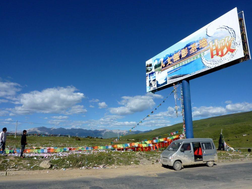 Route Tibet