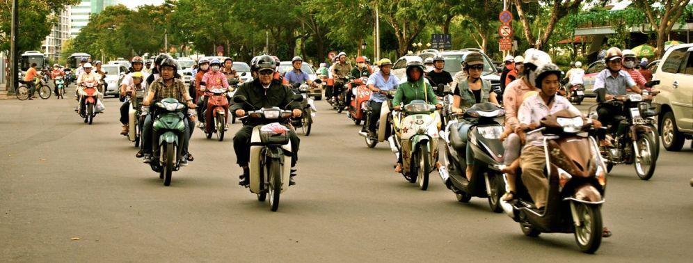 65-Streets of Saigon