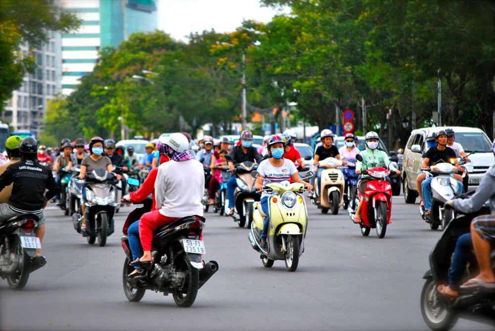 Saigon, une ville en pleine mutation