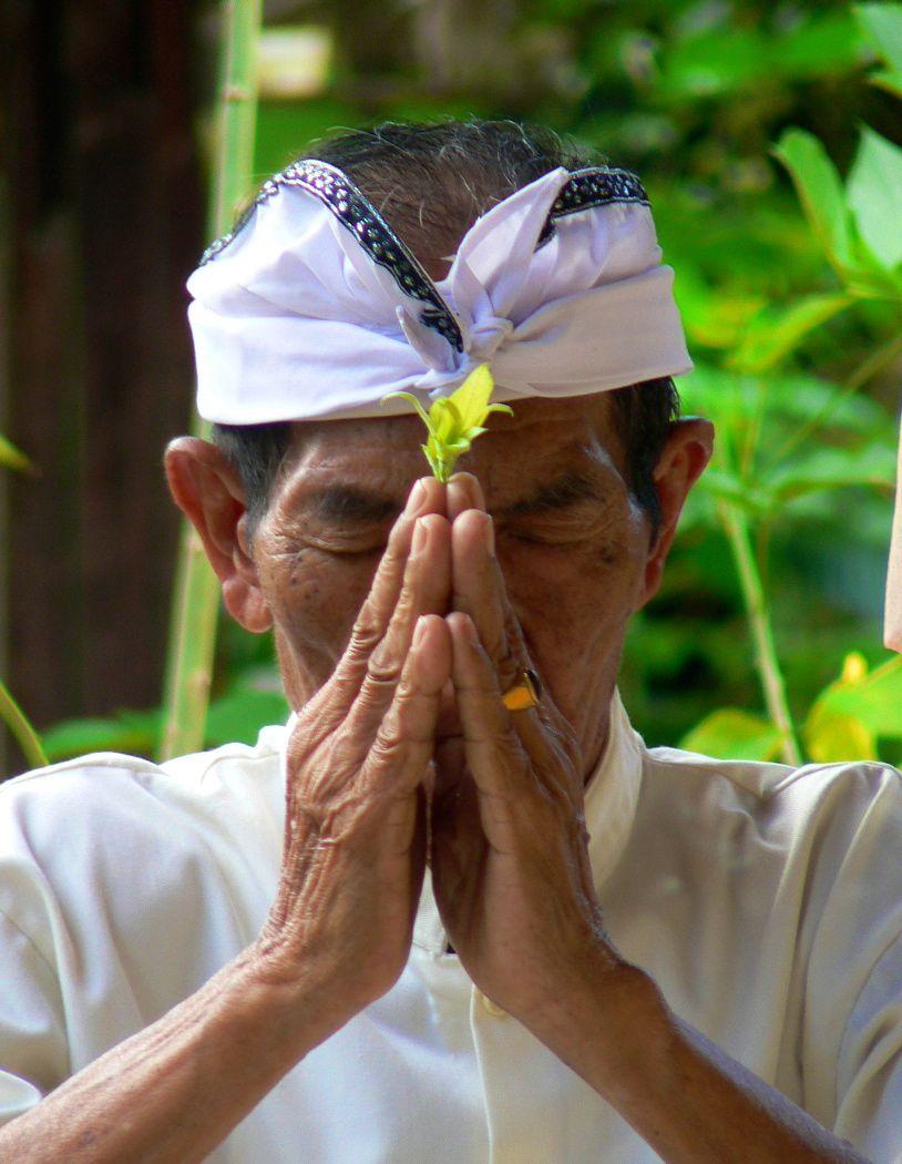 Ubud, Bali, Indonésie.