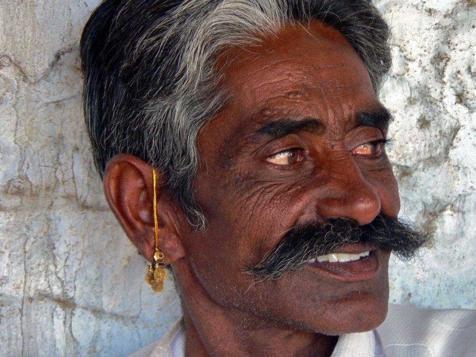 Désert du Thar, Inde.