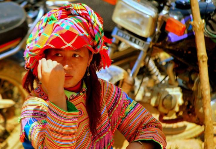 Le nord du Vietnam se combine bien avec le sud de la Chine.