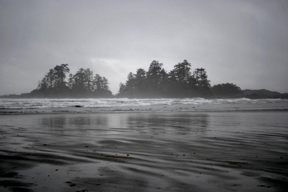 Parc National de Pacific Rim, île de Vancouver