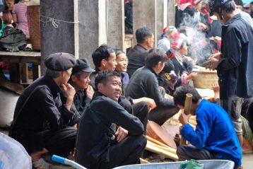 Marché près de Dong Van, province de Ha Giang