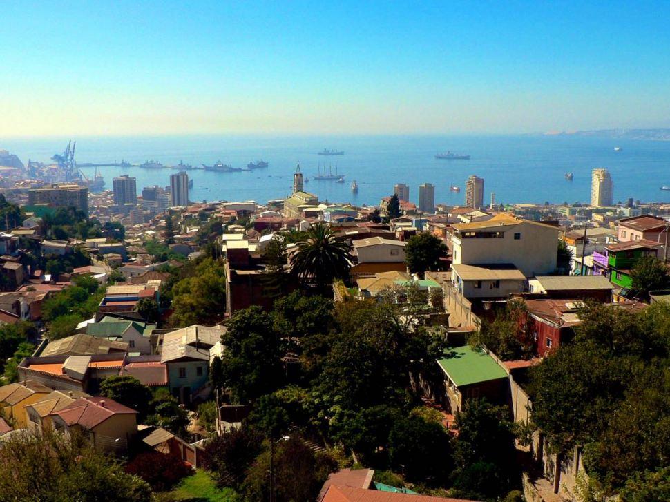 5. (a) Valparaiso (b) Barcelone (c) Vina del Mar (d) Longcochon