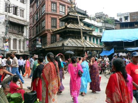Nepal Katmandou