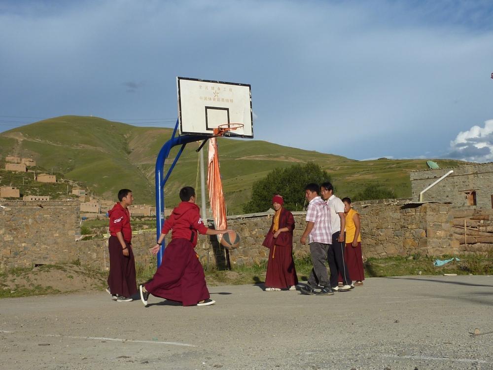 tibet basket moines